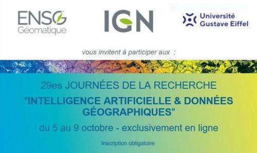 IA & données Géographiques IGN